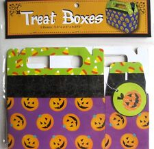 10ct Halloween Treat Boxes-Approx. 6