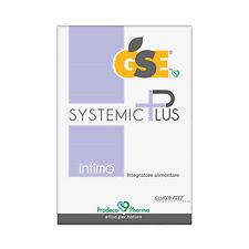 GSE Intimo Systemic Plus 30 compresse. Trattamento candida e vaginiti