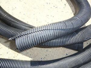 """40 ft of Panduit 1 1/2"""" Corrugated Flexible Split Conduit, CLT 150N-D630"""