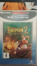 Rayman 2 The Great Escape PC GAME - FREE POST *