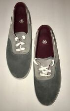 CIRCA SKATER SHOES MEN'S SIZE 11 Burgundy and Gray