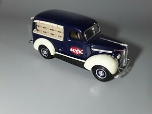 Wix First Gear 1939 Chevrolet Canopy Bank No Box