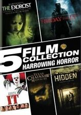 5 Film Collection Harrowing Horror (5 Disc) DVD