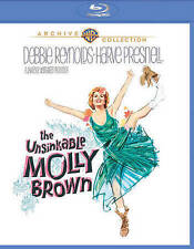 The Unsinkable Molly Brown (Blu-ray Disc, 2016)