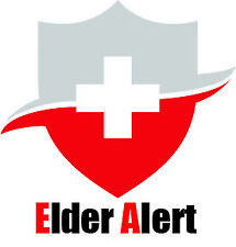 ELDER ALERT SENIOR FALL DETECTION WITH 1 YEAR OF SERVICE INCLUDED