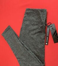 KYODAN .. Ultra Soft Collection . Gray Activewear Legging Pants . Size S .. NEW