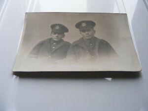 WW1 1st Battalion Norfolk Reg Original Postcard ( Pt.G.H Collins + 1) 13 Platoon
