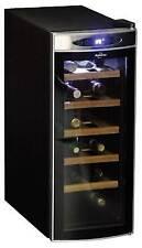 Koolatron Deluxe 12 Bottle Wine Cellar Black