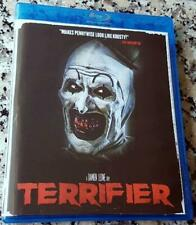 Terrifier Unrated Bluray Art The Clown Damien Leone Jenna Kanell All Hallows Eve