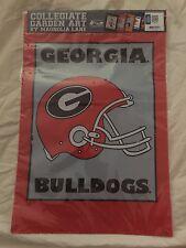 Magnolia Lane Collection Georgia Bulldogs Helmet Garden Flag