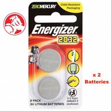 Holden Commodore Car Key Remote Batteries -CR2032 Battery-Free Postage