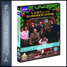 LAST OF THE SUMMER WINE - CHRISTMAS SPECIALS VOL 1  **BRAND NEW DVD**