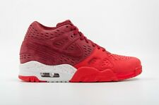 Nike Air Trainer 3 LE SZ 10 Team Red University Red White 815758-600