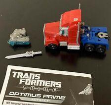 Transformers Prime RID 2011 Optimus Prime Complete