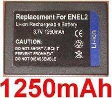 Batterie 1250mAh type EN-EL2 MI-ENEL2 Pour Nikon Coolpix 2500