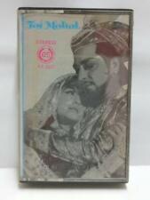 India Bollywood Tamil Movie OST Taj Mahal Rare Singapore Cassette CT710