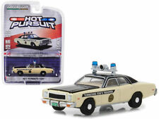 1977 Plymouth Fury POLICE Tennessee State Patrol *** Greenlight 1:64 OVP
