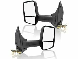 For 2002 Ford E550 Econoline Super Duty Towing Mirror Set Brock 87347QH