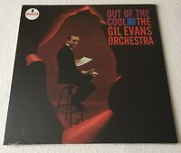 GIL EVANS ORCHESTRA ~ OUT OF THE COOL ~ 2017 UK VINYL LP REISSUE [NEW & SEALED]