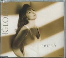 GLORIA ESTEFAN - REACH / (REMIXES) / TRES DESEOS 1996 UK CD SINGLE
