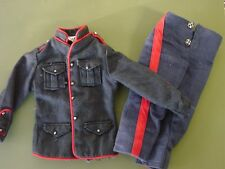 Gi Joe Vintage Marine Uniform, very clean.