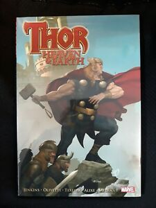 Thor : Heaven and Earth (2011, Hardcover) New Sealed