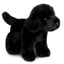 BEAR the Plush BLACK LAB Dog Stuffed Animal - by Douglas Cuddle Toys - #1726