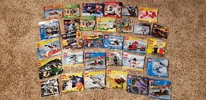 Lego Polybag Lot including TC-14, Shadow ARF Trooper. Lego Store Employee n more