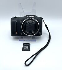 Canon Power Shot SX160 IS 16MP Digital Camera Works - Tested and Working, CLEAN