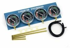 Moto Carburatore Bilanciere Carburatore Vacuometro 4/3/2 Cilindro Spessori Kit