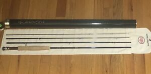 R L Winston Joan Wulff Favorite BIIIX 9' 4pc 5 Wt Fly Rod New Never Fished