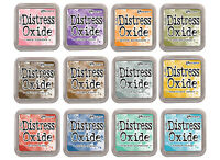 Ranger Ink Distress Oxide Pad by Tim Holtz, 12 Unique Colors, Chose Your Color