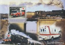 Guinee-Bissau  postfris MNH 2001 Vervoer- en Vervoer