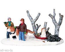 """Größe /""""XL/"""" Weihnachtsdorf Lemax Mountain Pine Landschaftsbau 94391"""
