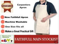 Faithfull Carpenters / Wood working Craft Apron - Machine Washable - ideal Gift