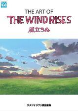 "The Art of ""The Wind Rises"" by Studio Ghibli artbook * NOUVEAU"