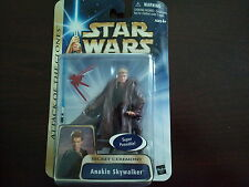 Star Wars Anakin Skywalker Action Figure Attack of the Clones Super Poseable New