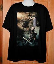 NEW Clash Of The Titans Medusa Head Movie 2XL Men T-shirt Mythology Black