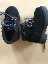 M Gear Mountain Gear Black Boots Hiking Boots Toddler Size 8