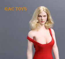 GAC TOYS Charlize Theron 1/6 Head Sculpt Imperator Furiosa Mad Max IN STOCK