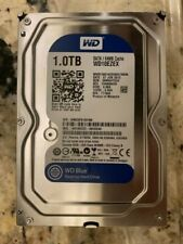 Western Digital WD Blue 1TB HDD, SATA 6.0 GB/s, 3.5'' Desktop PC Internal...