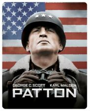 Patton Limited Edition Steelbook BLU-RAY *NEW & SEALED*, FAST UK DISPATCH!