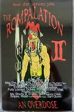 V/A - Mac Dre Serves You THE ROMPALATION II : An Overdose [PA] CASSETTE TAPE NEW