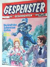 1 x Comic - Gespenster Geschichten - Heft Nr. 267 - Bastei -Z.1-2