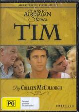TIM - MEL GIBSON -  NEW & SEALED DVD - FREE LOCAL POST