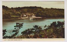 Cornwall postcard - King Harry Passage, River Fal, Falmouth