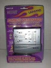 Lenmar Omnisource Lithium Ion Camcorder Digital Camera Battery Charger Msc1Lx