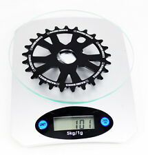 Radio Mountain BMX Bike Cycling MTB Bicycle Chainring 25t 101g Black color