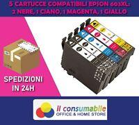 5 Cartucce compatibili 603xl EPSON XP2100 XP2105 XP3100 XP3105 XP4100 XP4105