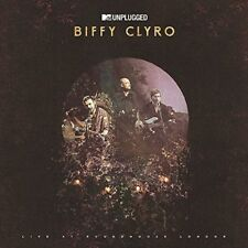 MTV Unplugged: Live at Roundhouse London - Biffy Clyro (Album) [CD]